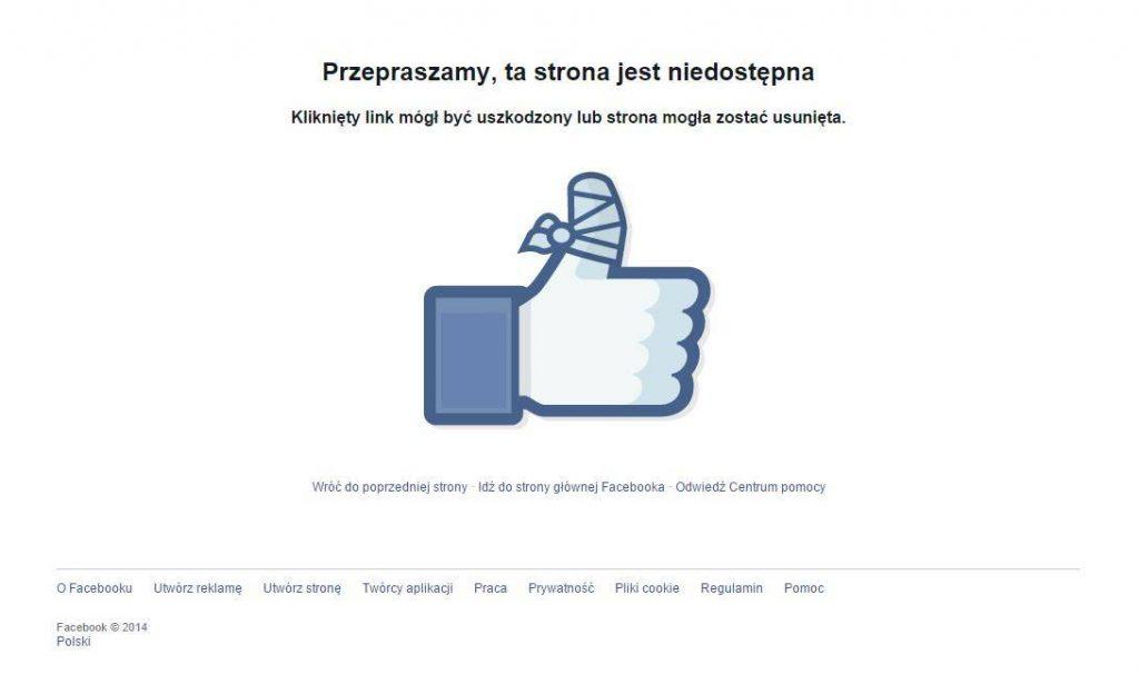 Afera na Facebooku