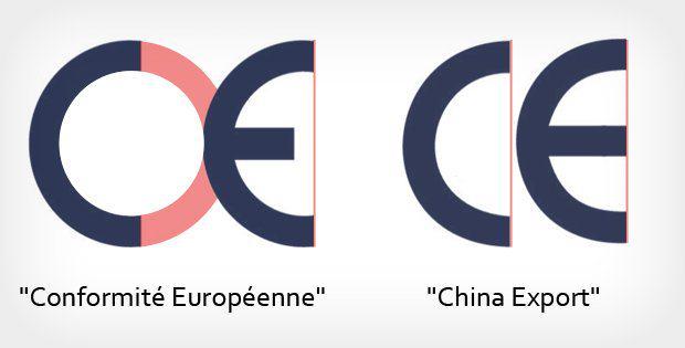 CE czy znak China Export