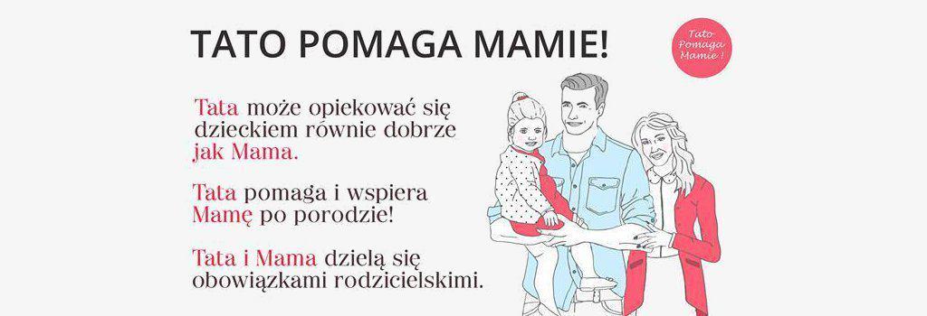 Tato pomaga Mamie