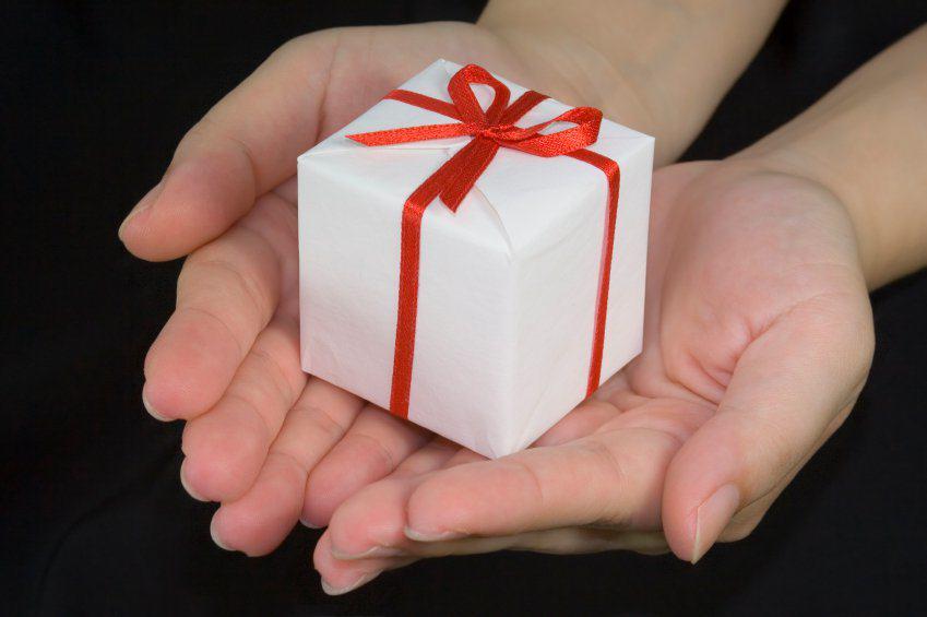 Daj coś więcej niż prezent