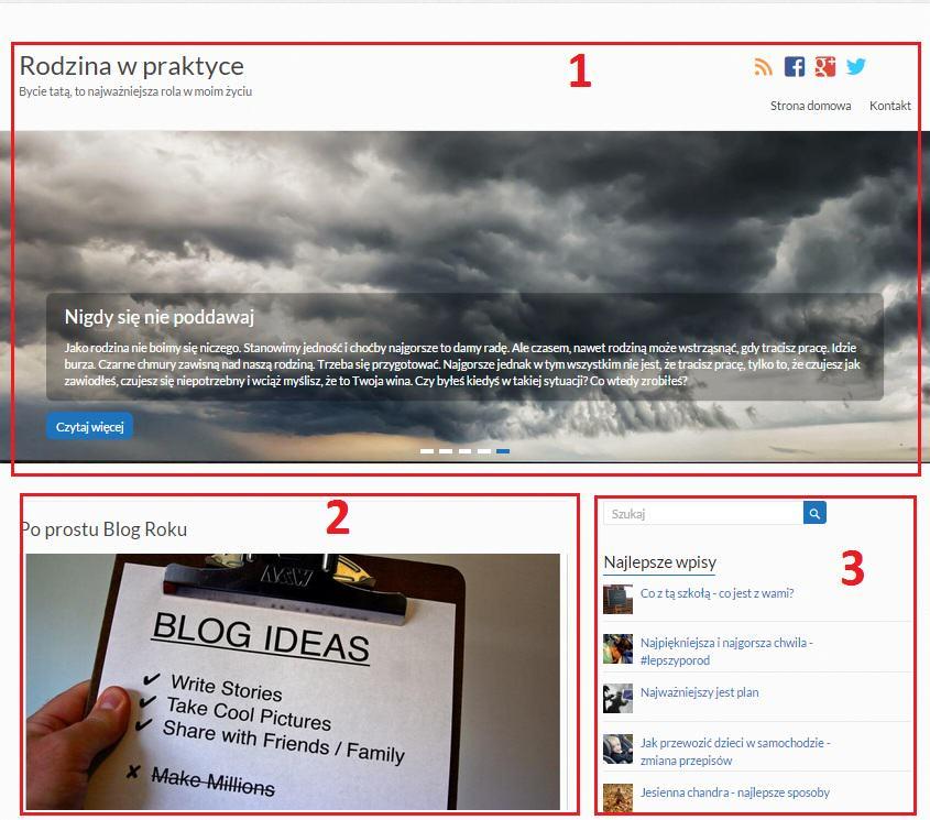 Mój blog 1