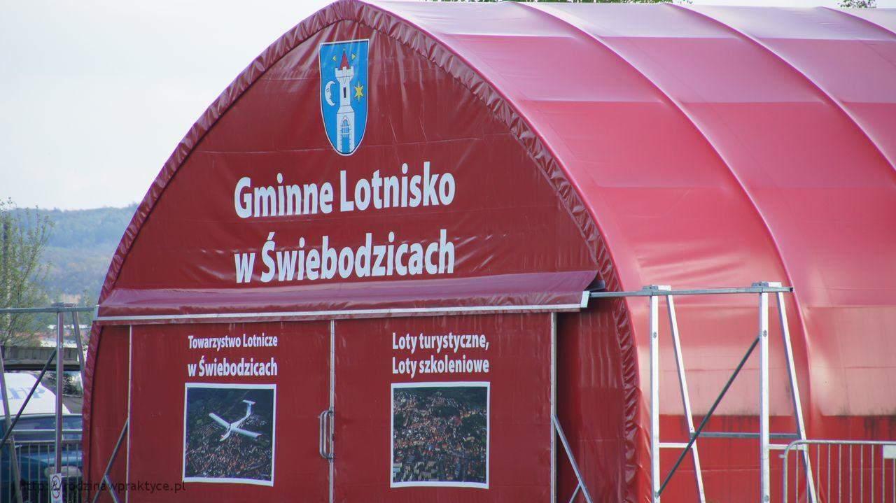 Gminne Lotnisko w Świebodzicach