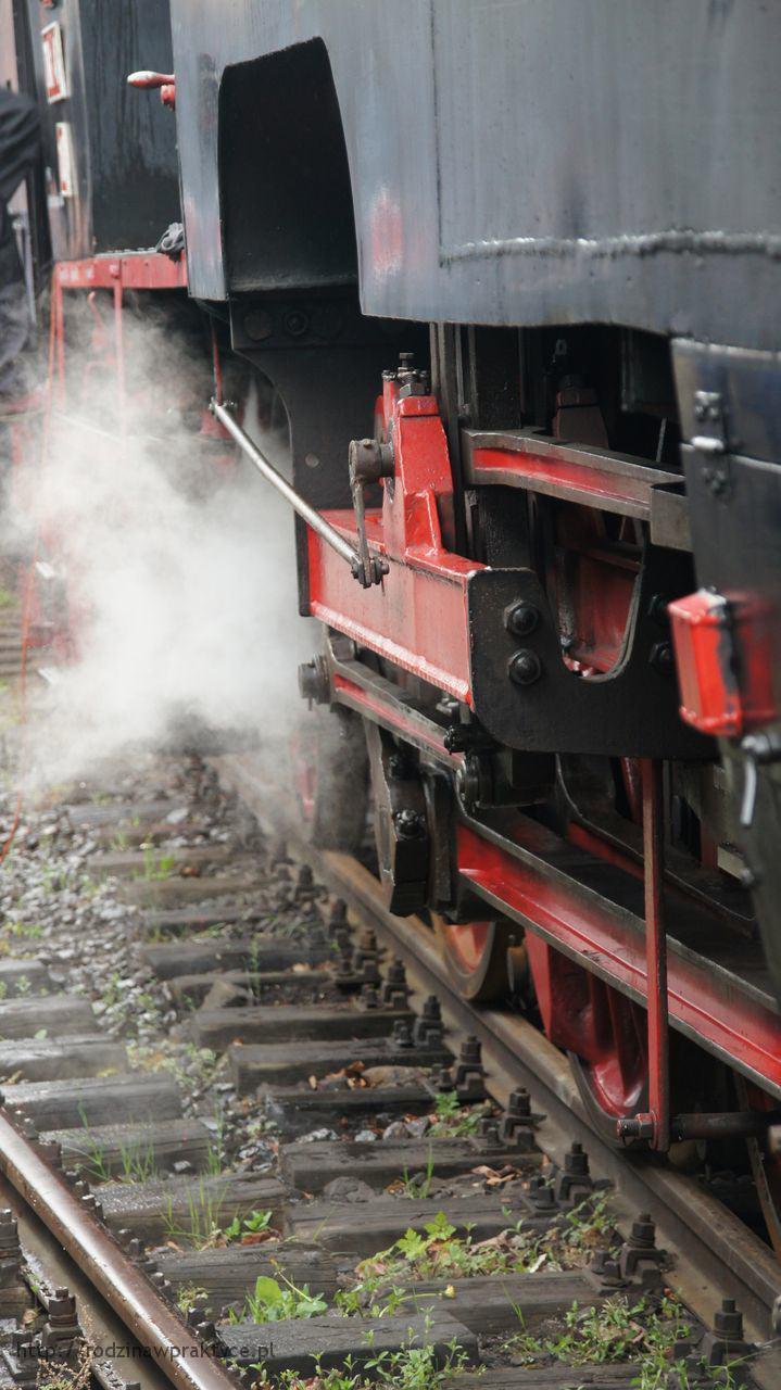 para spod lokomotywy
