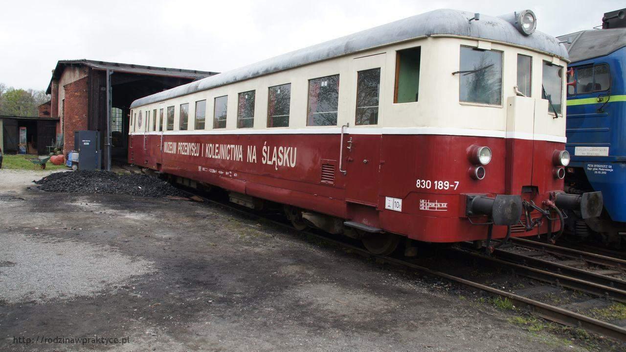 pociąg spalinowy