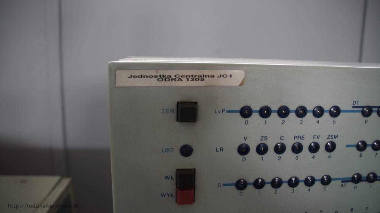 "komputer Odra"" - mała część 6"
