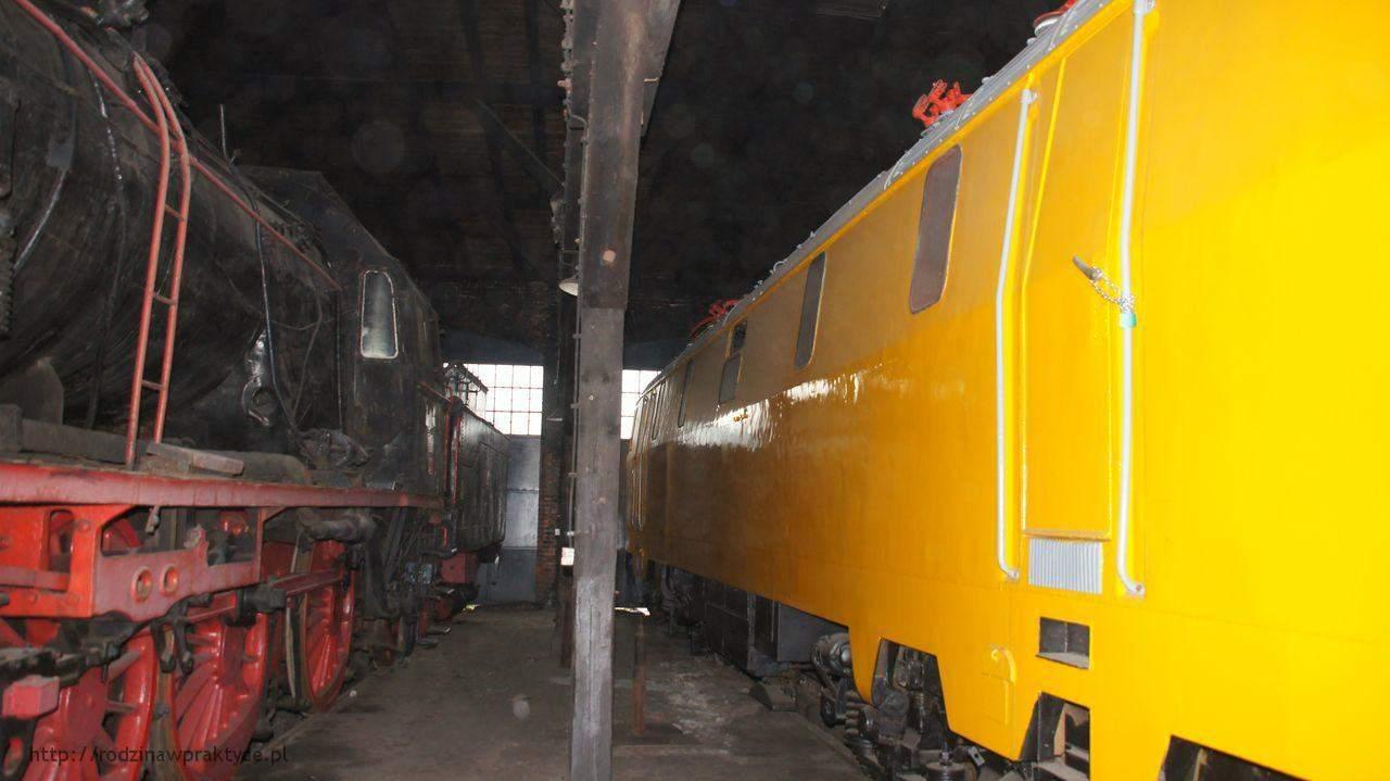 Nowa i stara lokomotywa