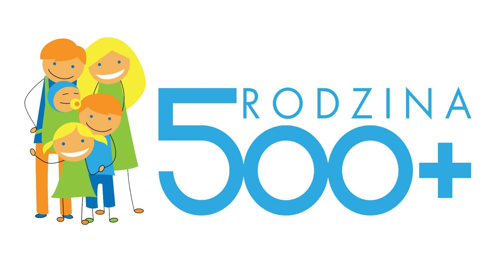 500 plus przez internet